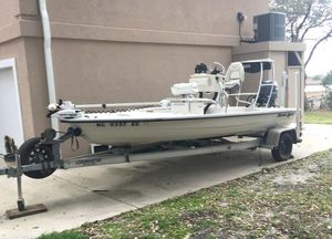 Used Ranger Banshee Extreme Flats Fishing Boat For Sale