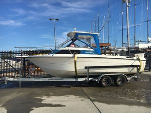 Used Sunbird SWL225 Walkaround Boat For Sale