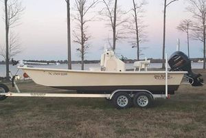 Used Jones Brothers 20 Bateau Center Console Fishing Boat For Sale