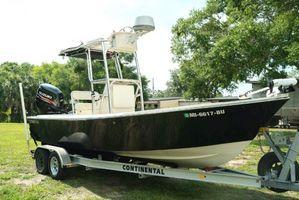 Used Dorado 23 SE Center Console Fishing Boat For Sale