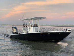 Used Barker Boatworks 26 Calibogue Bay Boat For Sale