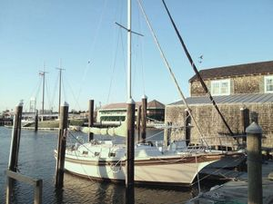 Used Bayfield 32C Sailboat Cruiser Boat For Sale