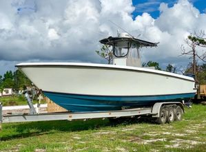 Used Contender 36 Open Center Console Fishing Boat For Sale
