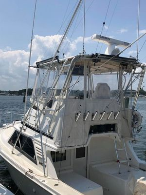 Used Blackfin 33 Flybridge Sports Fishing Boat For Sale