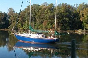 Used Morgan 34 Yawl Cruiser Sailboat For Sale