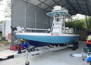 Used Skeeter SX240 Bay Boat For Sale