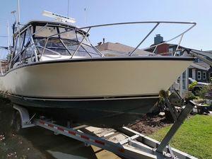 Used Carolina Classic 28 Express Fisherman Sports Fishing Boat For Sale
