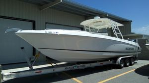 Used Wellcraft 35 Scarab Offshore Sport Center Console Fishing Boat For Sale