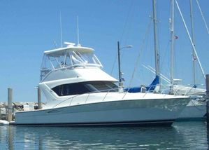 Used Riviera 400 Flybridge Boat For Sale