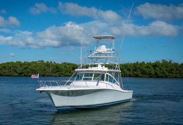 Used Luhrs 38 Open Sports Fishing Boat For Sale