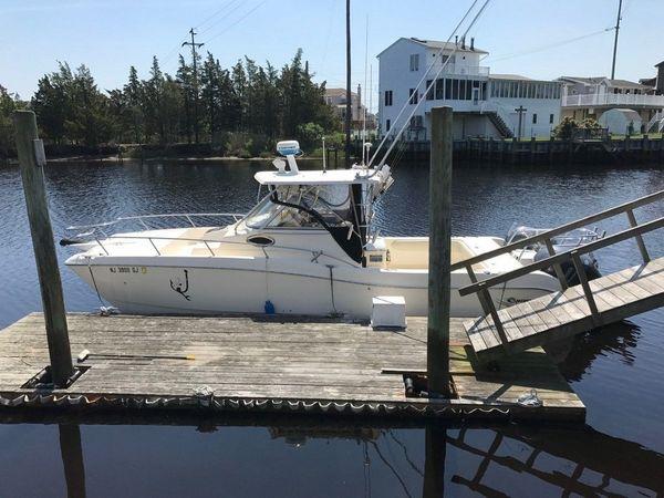 Used World Cat 266SC Catamaran Boat For Sale