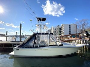 Used Tiara Pursuit 2700 Offshore Sports Fishing Boat For Sale