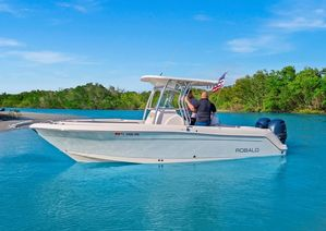 Used Robalo R260 Center Console Fishing Boat For Sale