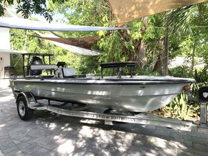 Used Hells Bay Biscayne Flats Fishing Boat For Sale