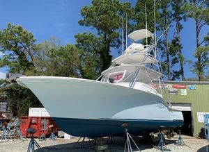 Used Custom Carolina Sea Tek 36 Express Sports Fishing Boat For Sale