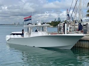 New Onslow Bay 41 Tournament Center Console Fishing Boat For Sale