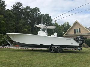 New Onslow Bay 33 Tournament Center Console Fishing Boat For Sale