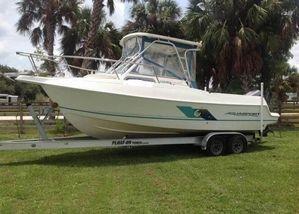Used Aquasport Explorer 225 Walkaround Boat For Sale