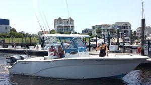 Used Sea Fox 286 Commander Center Console Fishing Boat For Sale