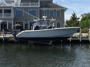 Used Cobia 296CC Center Console Fishing Boat For Sale