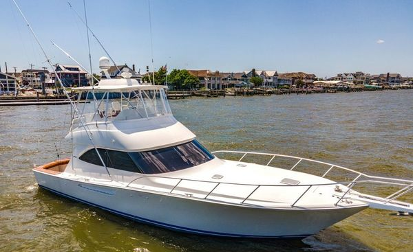 Used Viking 46 Convertible Sportfish Sports Fishing Boat For Sale