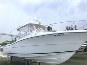 Used Pursuit 3070 Offshore CC Walkaround Boat For Sale