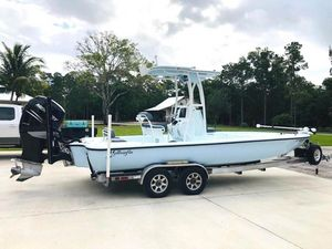 Used Yellowfin 24 Bay CE Center Console Fishing Boat For Sale