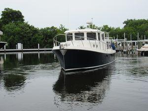 "Used American Tug ""34"" Pilothouse Trawler Motor Yacht For Sale"