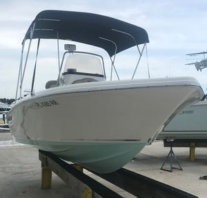 Used Key West 189 FS Center Console Fishing Boat For Sale