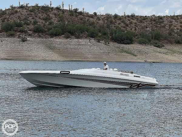 Used Magic 34 Sorceror High Performance Boat For Sale