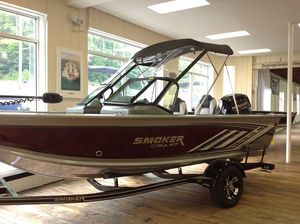 New Smoker Craft 172 Pro Angler Ski and Fish Boat For Sale