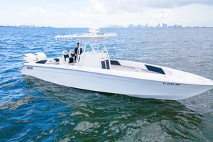Used Center Console Seatech 33 Center Console Fishing Boat For Sale