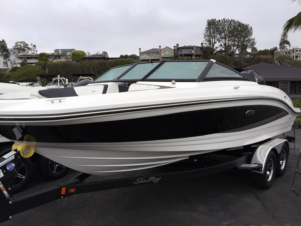 New Sea Ray SPXO 21 Bowrider Boat For Sale