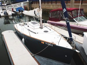 Used Beneteau First 20 Daysailer Sailboat For Sale