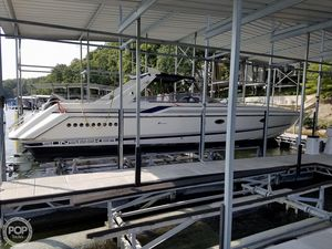 Used Sunseeker Thunderhawk 43 Express Cruiser Boat For Sale