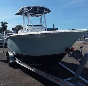 Used Sea Pro V219 Center Console Fishing Boat For Sale
