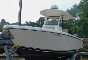 Used Pursuit C 260 Center Console Fishing Boat For Sale