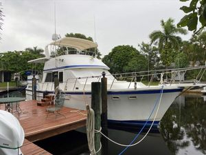 Used Jefferson 42 Sundeck Motor Yacht Trawler Boat For Sale