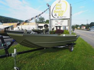 New Lowe L1648 MT AURA Jon Boat For Sale