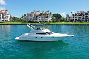 Used Sea Ray Express Bridge Motor Yacht For Sale