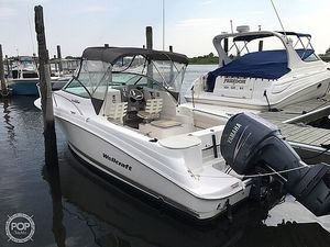 Used Wellcraft 232 Coastal Walkaround Fishing Boat For Sale