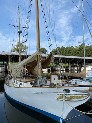 Used Herreshoff Ketch Sailboat For Sale