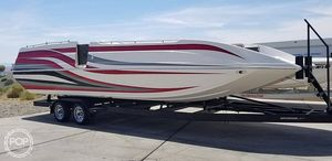 Used Advantage Party Cat 28XL Power Catamaran Boat For Sale