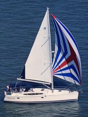Used Hunter AC 50 Sloop Sailboat For Sale