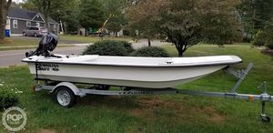Used Carolina Skiff J1650 Bay Boat For Sale
