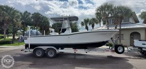 Used Dusky Marine 256 CSS Center Console Fishing Boat For Sale