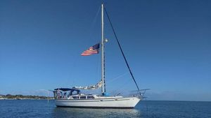 Used Gulfstar Sailmaster 39 MKI Cruiser Sailboat For Sale