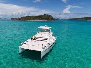 Used Leopard 47 Powercat Power Catamaran Boat For Sale