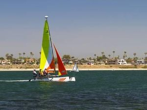 New Hobie Getaway Catamaran Sailboat For Sale