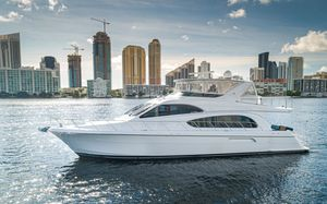 Used Hatteras 64 4SR MY Motor Yacht For Sale